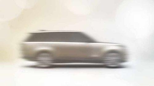 New Range Rover teased ahead of debut