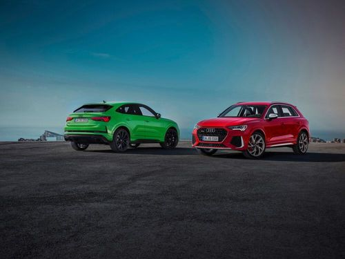 The all-new Audi RS Q3 and RS Q3 Sportback have arrived