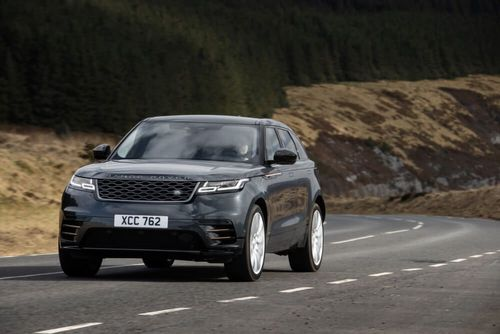 A new and updated Range Rover Velar now available locally