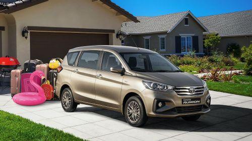 Toyota Rumion: badge engineered Ertiga to replace Avanza?
