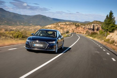 Performance meets luxury with the all-new Audi S8