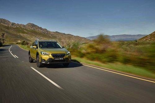 2021 Subaru XV gets launched