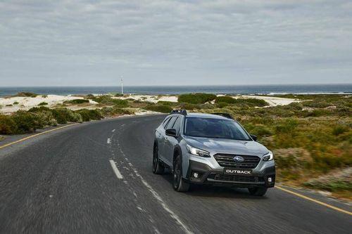 Subaru SA debuts its all-new Outback