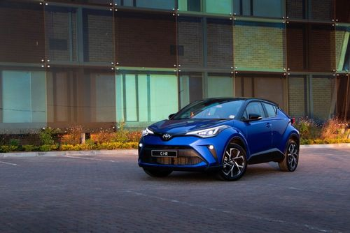 Fashionable Toyota CH-R receives a nip & tuck, safety features