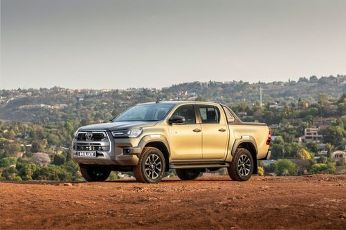 High-class workhorses - SA's most expensive double cabs