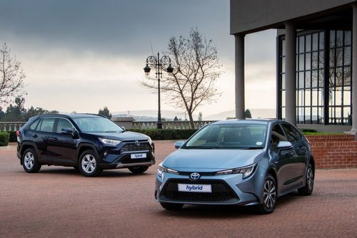 Toyota introduces Corolla and RAV4 Hybrids to SA - pricing and details here