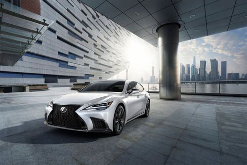 The 2021 Lexus LS expected to hit our markets soon