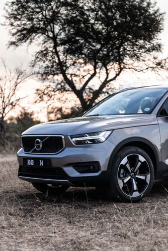 Volvo launches the XC40 T4