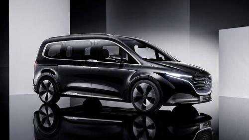 Mercedes-Benz unveils itsConcept EQT Mercedes-Benz Vans