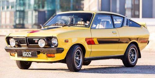 1980 Datsun 160Z