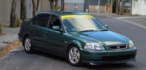 1996 Honda Ballade VTEC