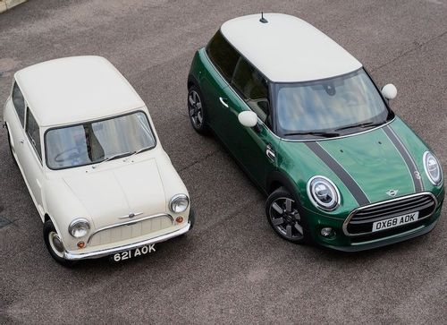 UNWRAPPED - Mini Cooper 60 Years Edition
