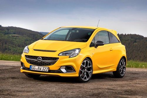 SEAL OF APPROVAL - Opel Corsa GSi