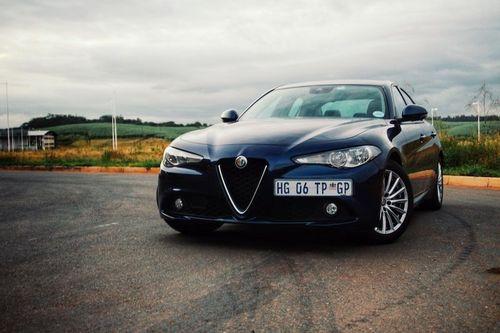 GOLD STANDARD – Alfa Romeo Giulia