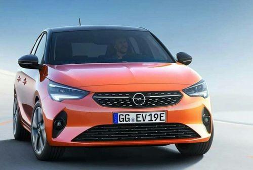 EURO FIGHTER - Opel Corsa Mk 6