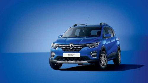 INDIAN FIRST - Renault Triber