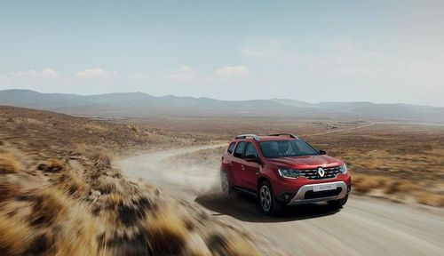 BOLD AND BEAUTIFUL - Renault Duster 1.5DCi TechRoad