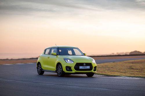 New Turbocharged 2019 Suzuki Swift Sport is Ready To Go