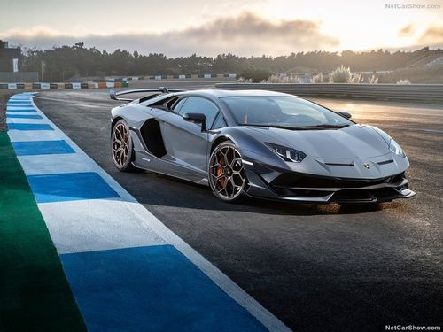 Hybrid V12 Coming Next Month for Lamborghini
