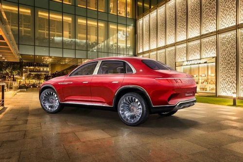 Maybach SUV Coming in 2019
