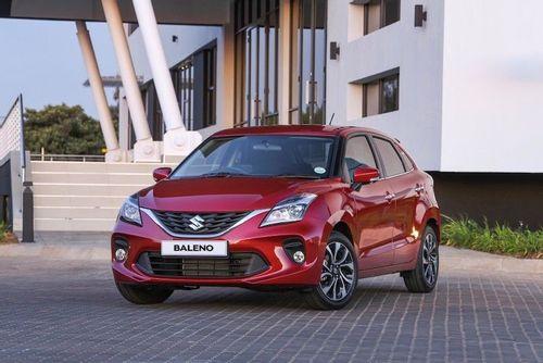 Suzuki Launches New-Look Baleno