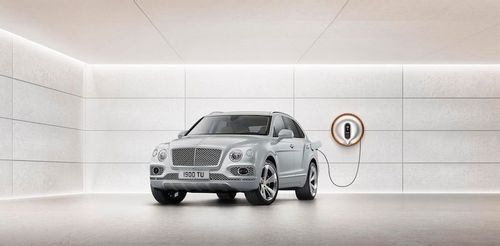Bentley Goes Electric With Bentayga Hybrid