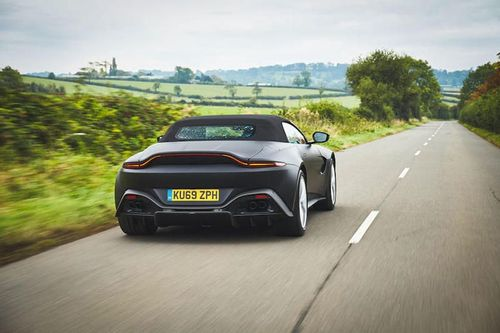 Aston Martin Vantage Roadster Is Official