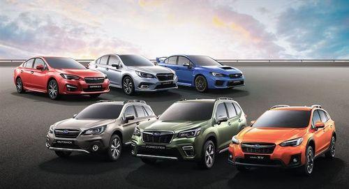 Subaru Introduces Extended Maintenance Plan