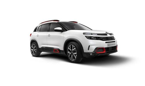 Flagship Citroen C5 Aircross Now in South Africa