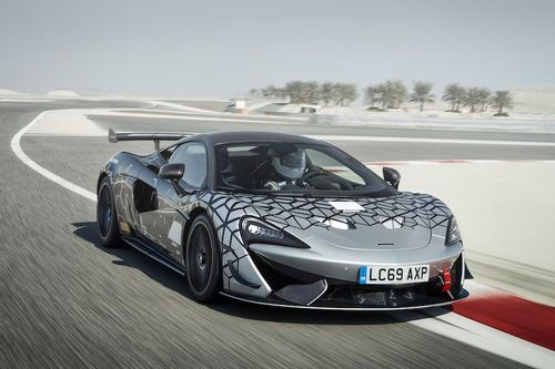 2020 McLaren 620R unveiled