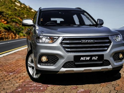First Drive: 2019 Haval H2
