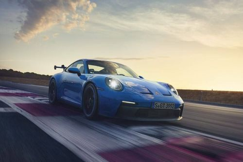 Everything we know about the Porsche 911 GT3