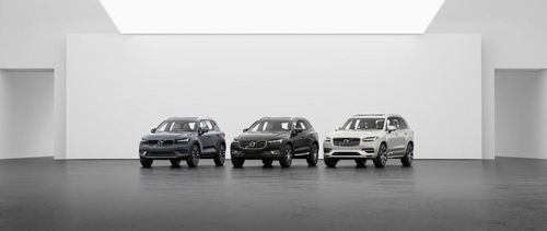 Volvo launches their online store